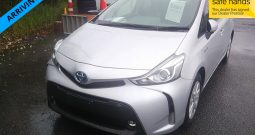 Toyota Prius Plus 1.8 Hybrid 2015(15) (Fresh Import, Finance Available)
